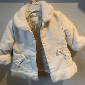 Off white children's place Jacket new 6-9 months